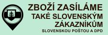 Dodáváme i na Slovensko